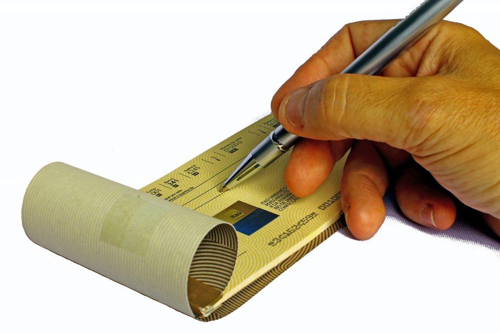 Les inscriptions aux fichiers bancaires